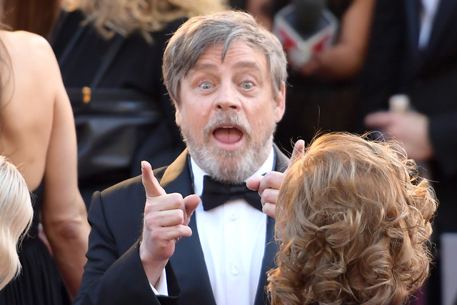 Mark Hamill to receive star on Hollywood Walk of Fame