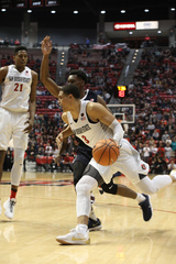 Aztecs to face Fresno St. in MWC tournament