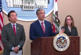 California lawmakers author gun restriction bill