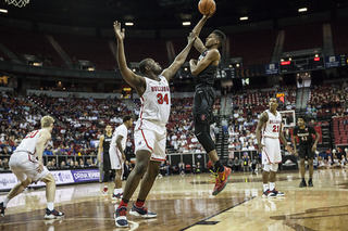 Aztecs to battle top-seed Nevada in MWC semis