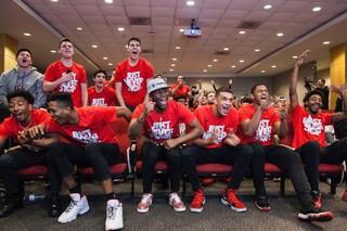 Aztecs react to No. 11 seeding in NCAA...
