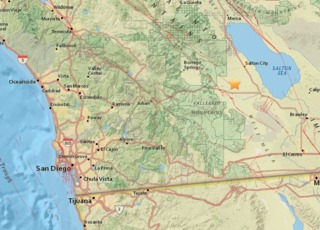 3.4-magnitude earthquake rattles Salton City