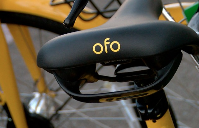 Chinese bike-sharing firm Ofo raises $866 million led by Alibaba