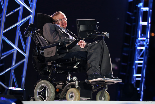 English physicist, cosmologist and author Stephen Hawking dead at 76