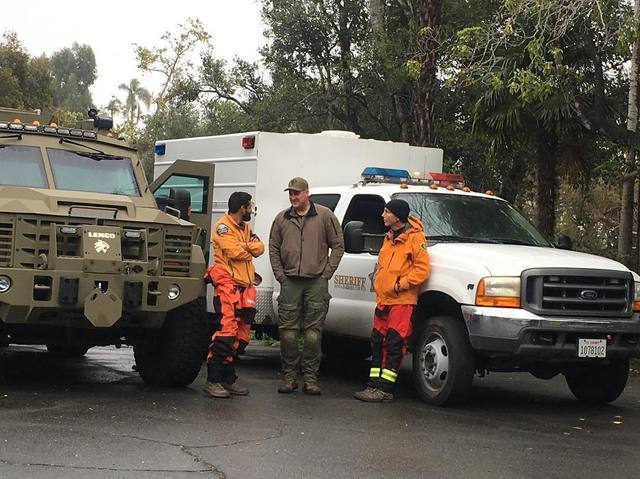 Southern California Evacuations Lifted After Mudslide Threat Wanes