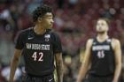Aztecs drop heartbreaker at NCAA Tournament