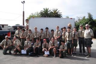 Vista Boy Scouts devastated after trailer stolen