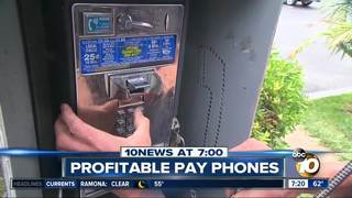 Pay phones still big business?