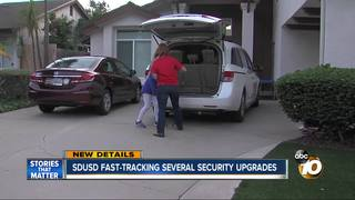 School district fast tracking security upgrades