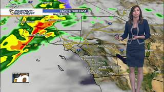 Megan's Forecast: Warm for the 1st day of spring