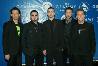 *NSYNC to receive Hollywood Walk of Fame star