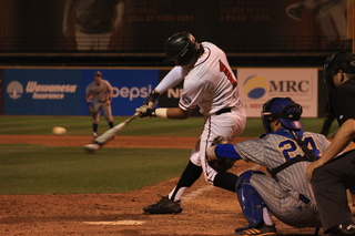 Aztecs beat Bakersfield on walk-off hit