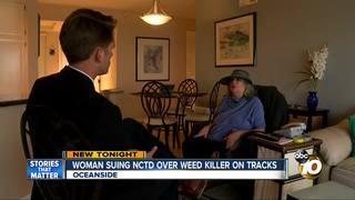 State suing NCTD over weed killers