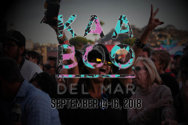 Foo Fighters, Katy Perry, Imagine Dragons and Robert Plant to Headline KAABOO