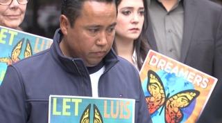 DACA recipient denied permit to see sick grandpa
