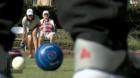 Lawn Bowling at Balboa Park