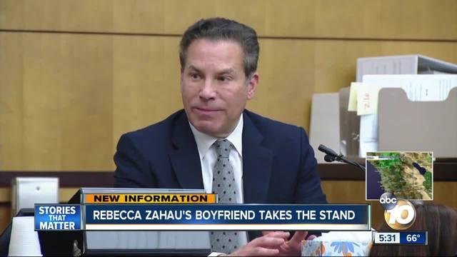 Rebecca Zahau-s boyfriend testifies
