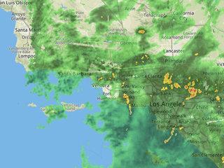 Storm batters Santa Barbara, Ventura counties