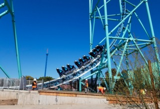 SeaWorld's new roller coaster to open May 10