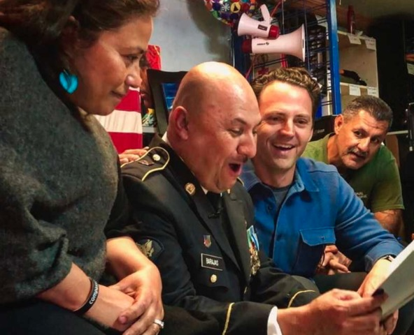 Deported veteran soon to be sworn in as U.S. citizen