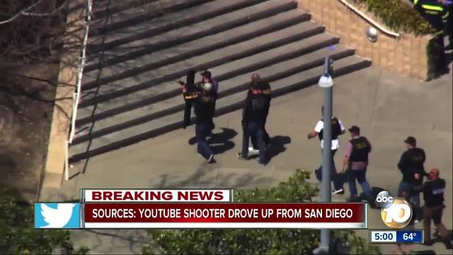 3rd YouTube shooting victim now in fair condition