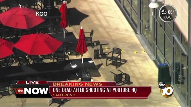 YouTube shooter visited gun range before attack, police say