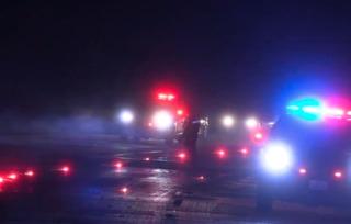 Good Samaritan killed helping crash victim