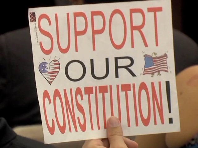 San Diego County Board Votes to Support Trump's Sanctuary State Lawsuit