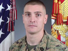Marine killed in helicopter crash laid to rest