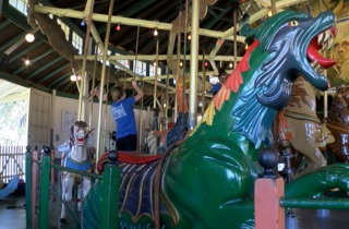 Fundraising underway for Balboa Park Carousel
