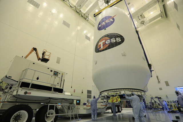 Launch of planet-hunting spacecraft scheduled for Wednesday evening