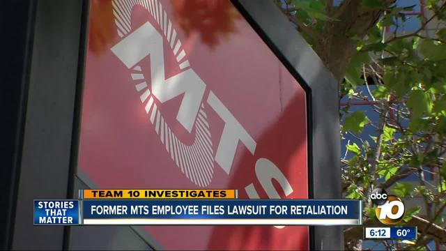 Former MTS employee files lawsuit for retaliation
