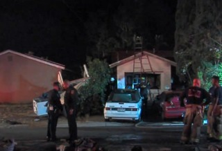 Man dies in Paradise Hills house fire