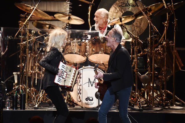 Fleetwood Mac explains Lindsey Buckingham's dramatic exit, announce tour dates