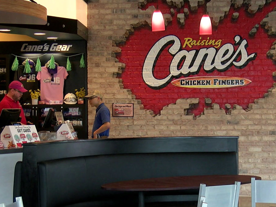 Gas Prices San Diego >> Raising Cane's opens first San Diego County restaurant in ...