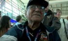 Over 1,000 welcome home Honor Flight veterans