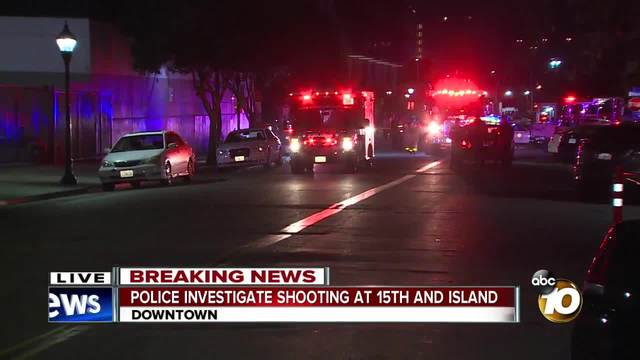 Multiple shootings in San Diego leave five wounded