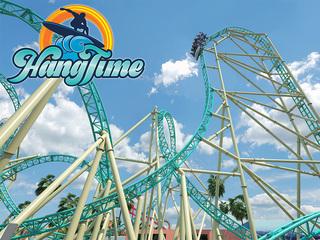'HangTime' coaster opens at Knott's Berry Farm
