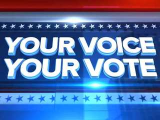 Elections 2018: Your Voice, Your Vote