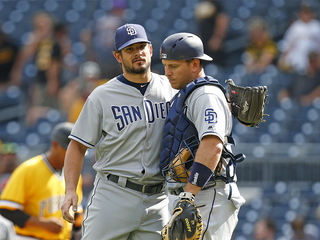 Padres rally to beat Pirates 8-5