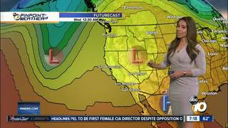 Angelica's Forecast: May Gray with drizzle