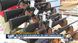 Letters show support for Del Mar gun show