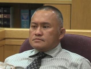 El Cajon officer testifies in assault case