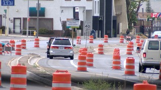 Residents: Trolley project makes road unsafe