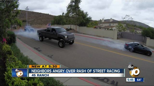 4S Ranch racing sparks calls for speed bumps