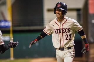 SDSU beats San Jose St. in MWC baseball tourney