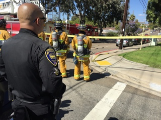 Gas line break in Chula Vista forces evacuations
