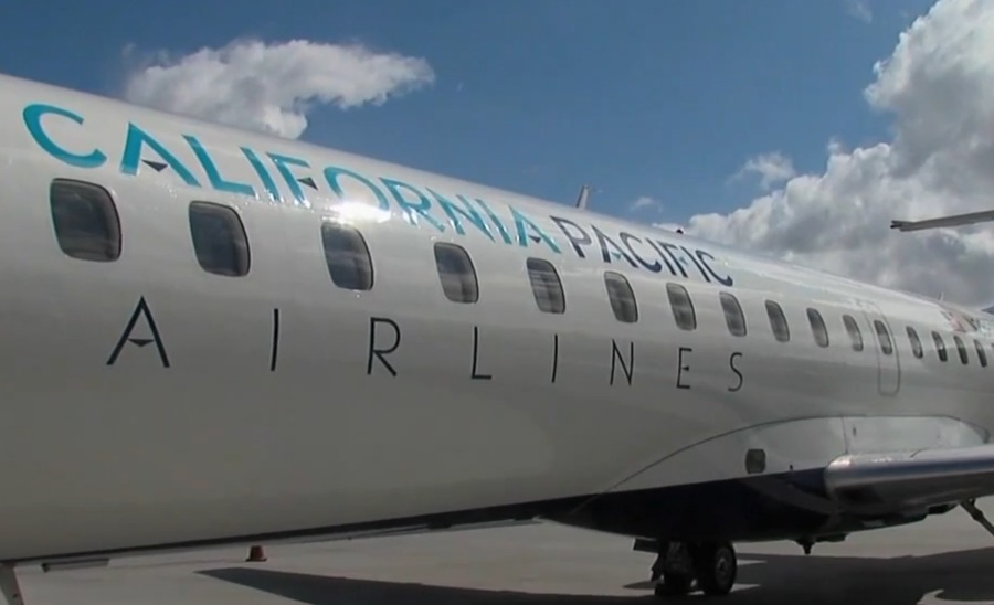 California Pacific Airlines to launch service from Carlsbad