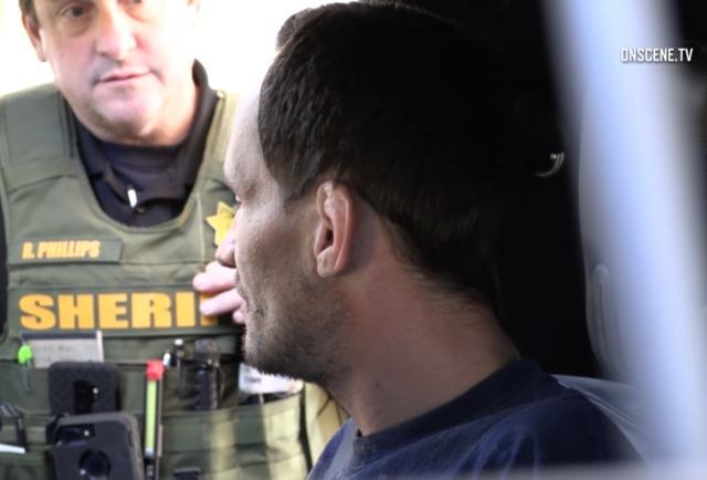 Samaritans pull armed man from Campo school bus