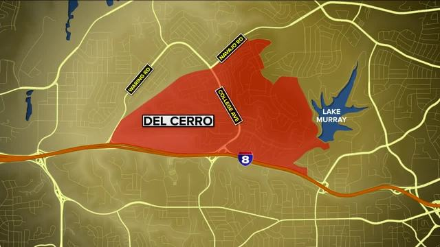 Investigators Say Brush Fire Near San Diego State Set By Children
